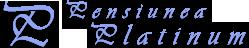 Pensiunea Platinum Herculane Logo